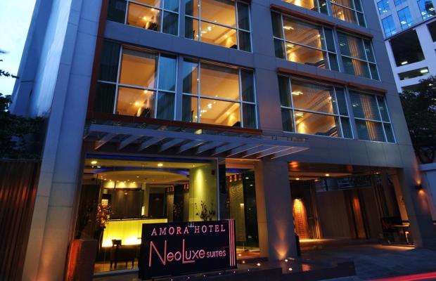 фотографии отеля Amora NeoLuxe Suites изображение №23