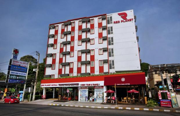 фото отеля Red Planet (ex. Tune Hotel Pattaya) изображение №1