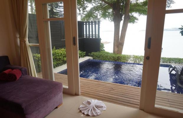 фото Punnpreeda Pool Villa Beachfront Hotel изображение №22