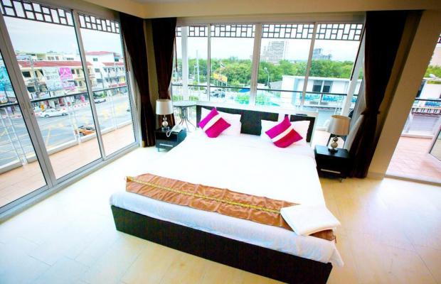 фотографии отеля The Circle Residence (ex. Thai Orange Asava; Asava Jomtien Residence) изображение №23
