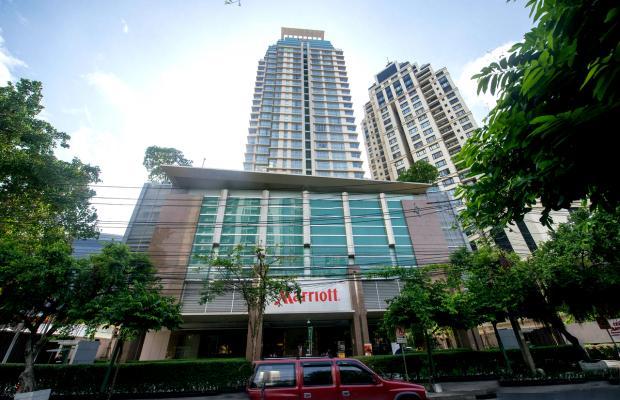 фото отеля Marriott Executive Apartments Sathorn Vista изображение №1