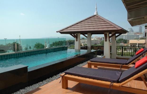 фотографии Jomtien Beach Penthouses изображение №20