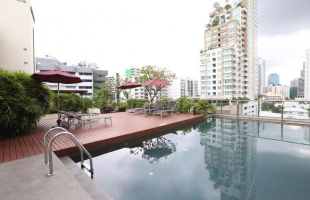фото отеля Oakwood Residence Sukhumvit 24 изображение №1