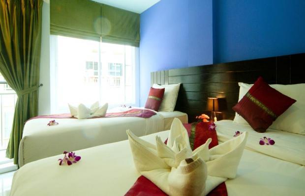 фото отеля PJ Patong Resortel изображение №29
