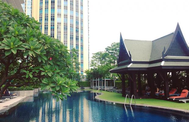 фото Plaza Athenee Bangkok A Royal Meridien Hotel  изображение №6