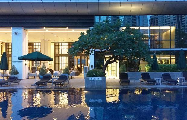 фото отеля Plaza Athenee Bangkok A Royal Meridien Hotel  изображение №5