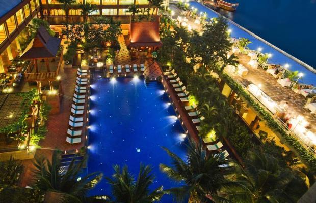 фотографии отеля Ramada Plaza Menam Riverside  изображение №31
