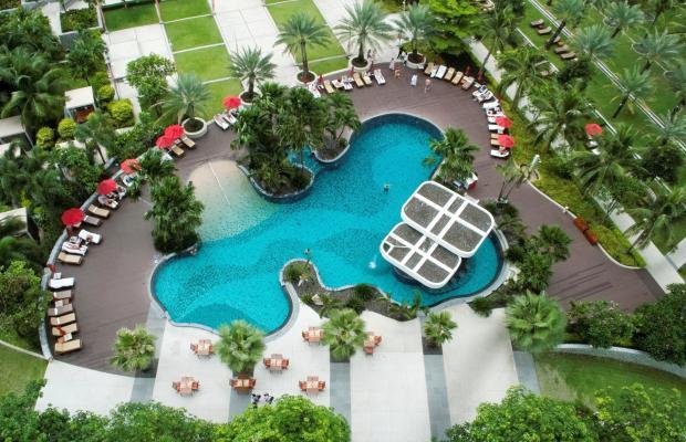 фото Amari Ocean Pattaya (ex. Amari Orchid Pattaya; Ocean Tower) изображение №2