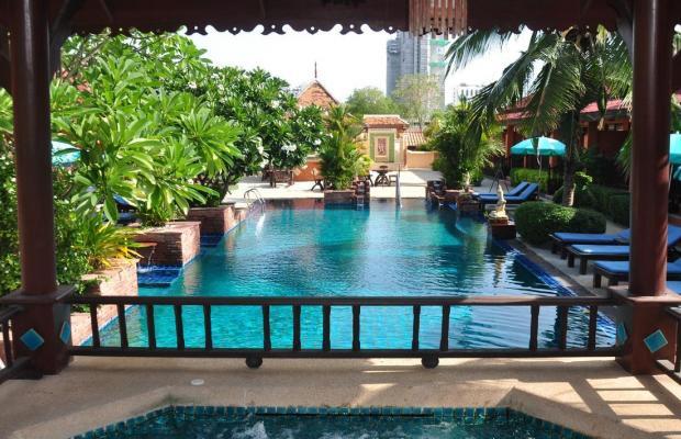 фотографии отеля Sabai Resort изображение №19