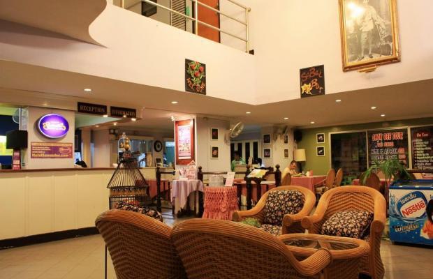 фотографии отеля Sawasdee Pattaya изображение №11
