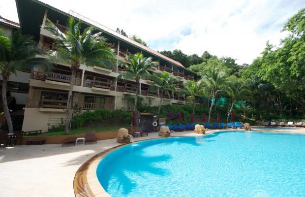 фото отеля Vogue Resort & Spa Ao Nang (ex. Vogue Pranang Bay Resort & Spa) изображение №1