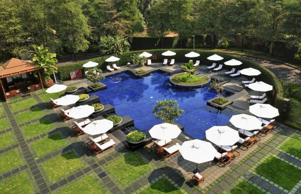 фотографии отеля Grand Hyatt Mumbai изображение №3