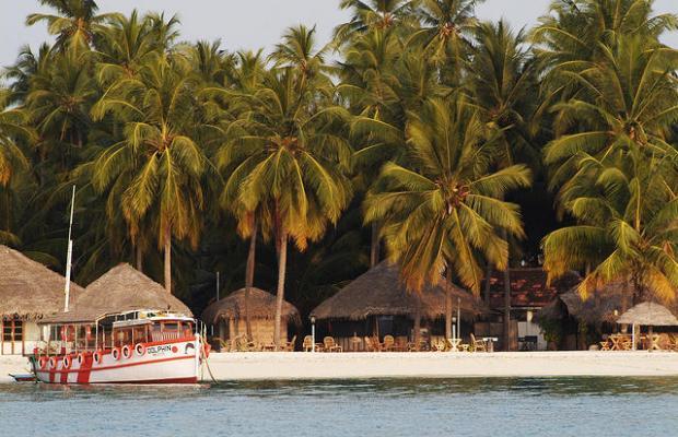 фото отеля Lakshadweep Bangaram Island изображение №13