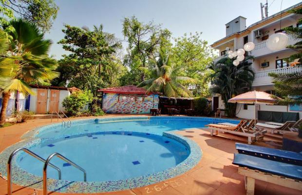 фото FabHotel Retreat Anjuna Vagator (ex. Retreat Anjuna a Boutique Resort; Meilleur Resort) изображение №26