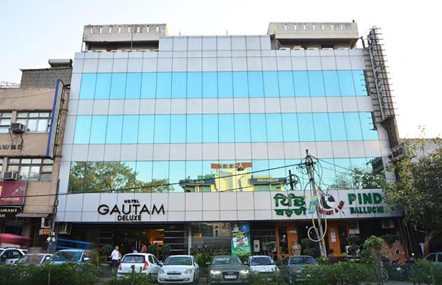 фото отеля Gautam Deluxe изображение №1