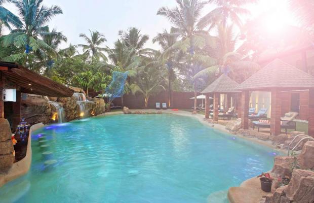 фотографии отеля Novotel Goa Shrem Resort изображение №3