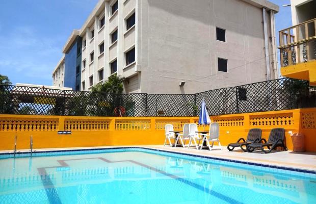 фото отеля GRT Regency Madurai изображение №1