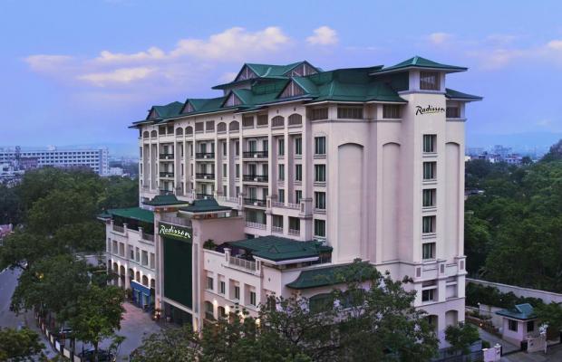 фото отеля Radisson Jaipur City Center (ех. Country Inn & Suites) изображение №1