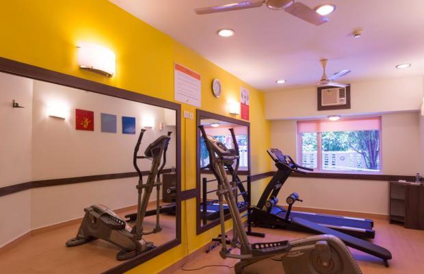 фото отеля Ginger Trivandrum изображение №9