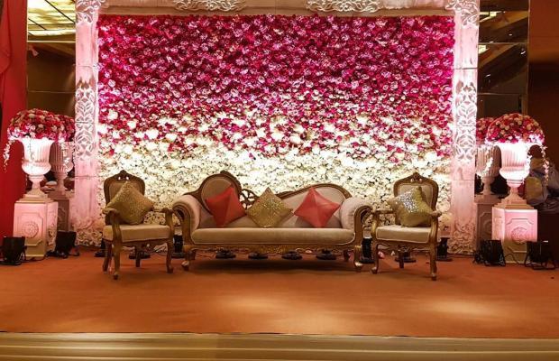 фотографии отеля Le Meridien New Delhi изображение №23