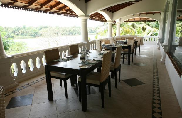 фото The Raviz Resort and Spa Ashtamudi  изображение №6