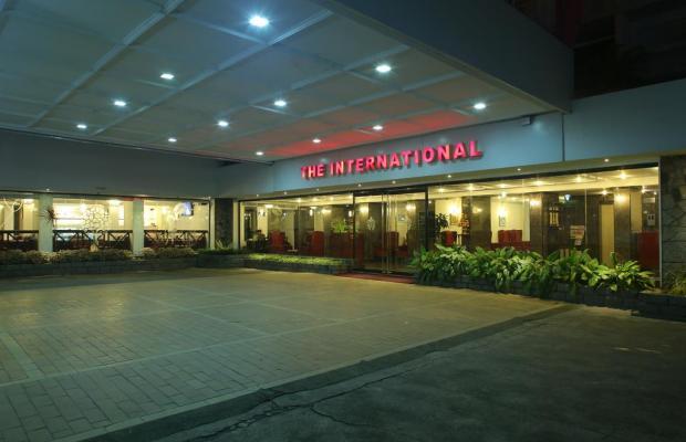 фотографии отеля The International Hotel изображение №3