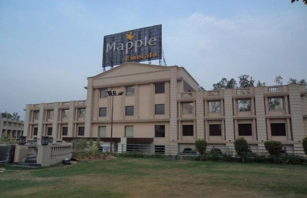 фотографии отеля Mapple Emerald Hotel изображение №11