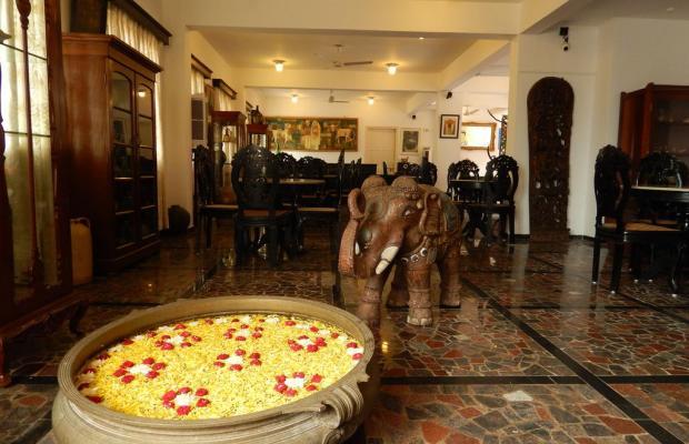 фото отеля WelcomHeritage Panjim Pousada изображение №5