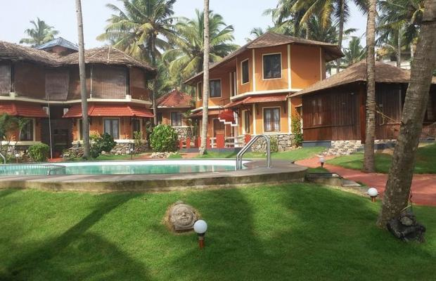 фотографии отеля Krishnatheeram Ayur Holy Beach Resorts изображение №19