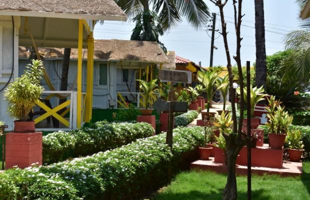 фотографии отеля Palolem Beach Resort изображение №11