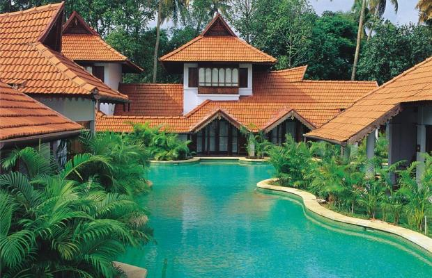 фото отеля Kumarakom Lake Resort изображение №1