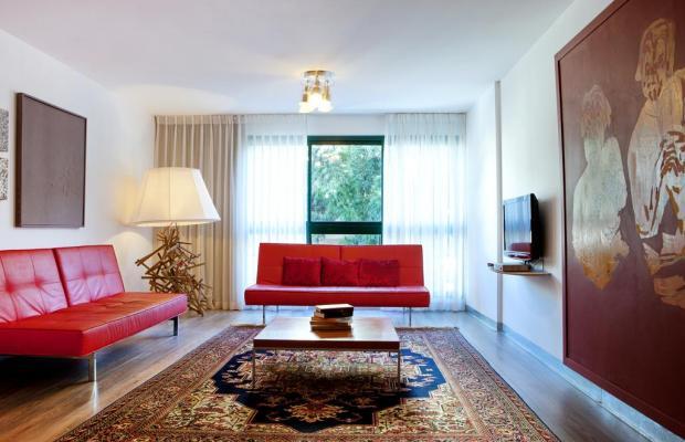 фотографии отеля The Diaghilev - Live Art Suites Hotel изображение №15