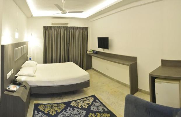 фотографии отеля Hotel Mamallaa Heritage изображение №11