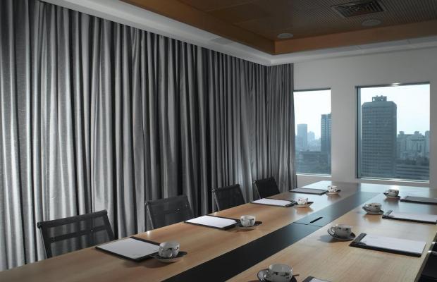 фотографии отеля Crowne Plaza City Center изображение №39