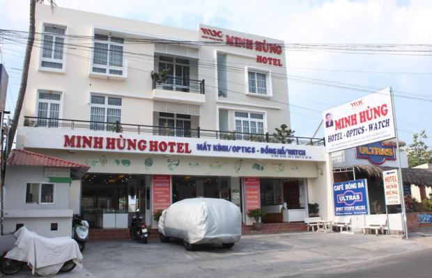 фотографии отеля Minh Hung Hotel изображение №15