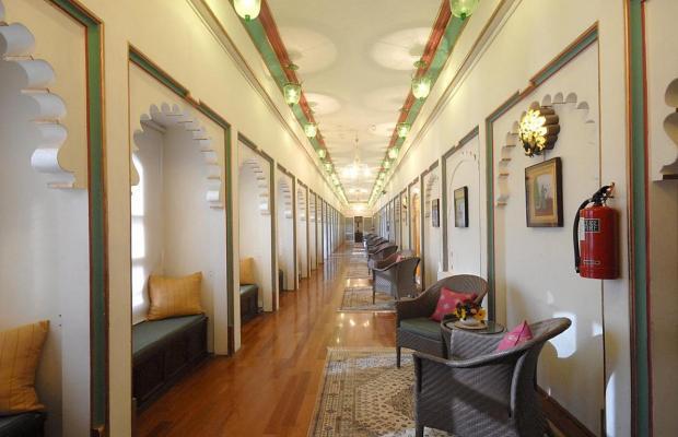 фотографии отеля Feteh Prakash Palace изображение №23