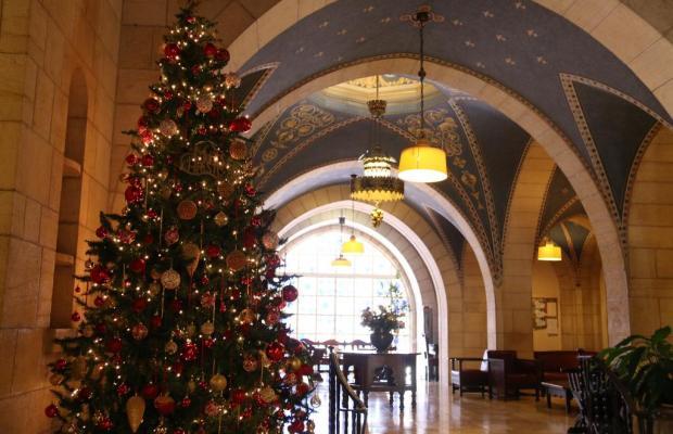 фотографии отеля Three Arches Hotel изображение №19