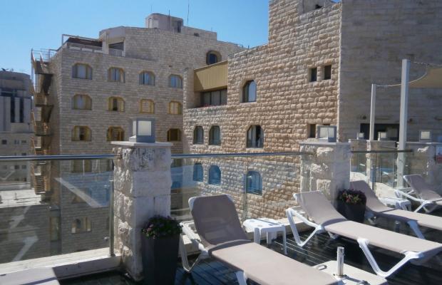 фото отеля Dan Panorama Jerusalem изображение №5