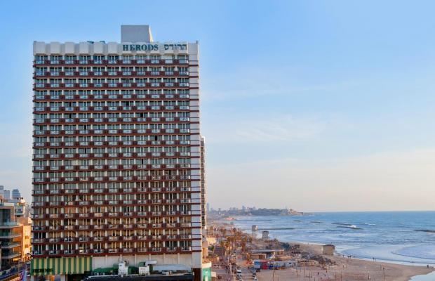 фото отеля Herods Tel Aviv (ex. Leonardo Plaza; ex. Moriah Plaza) изображение №1