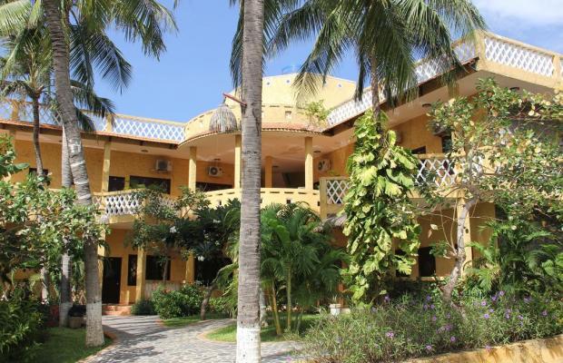 фотографии отеля Hon Rom Sunlight Resort изображение №19