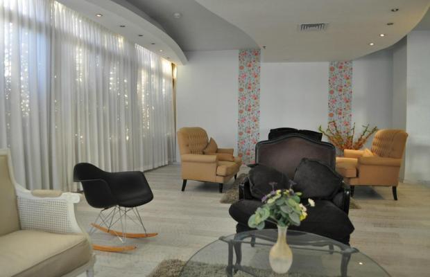 фотографии отеля Park Hotel Netanya изображение №3