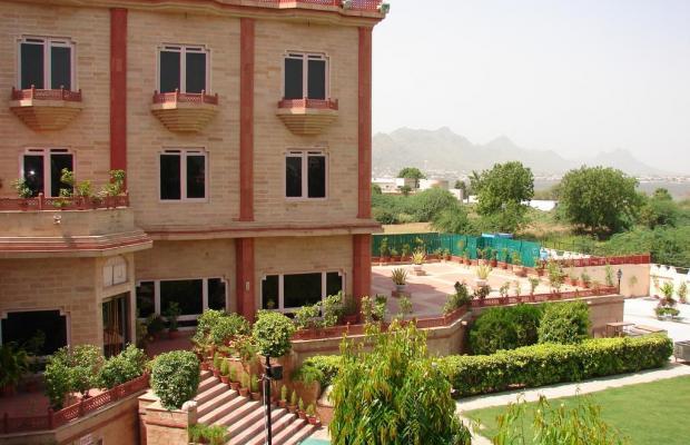 фото отеля Mansingh Palace изображение №1