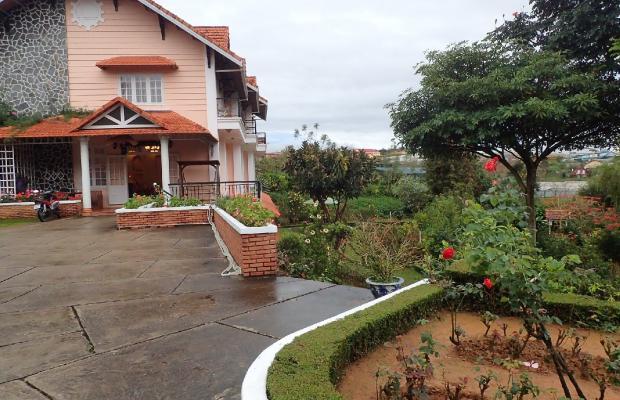 фото Terrasse Des Roses Villa изображение №26