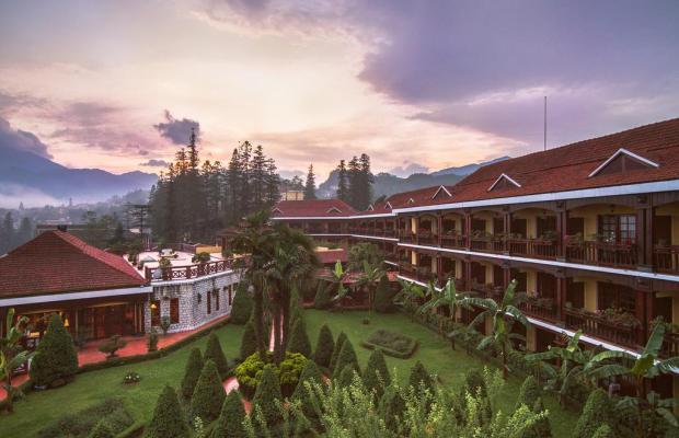 фото отеля Victoria Sapa Resort and Spa изображение №25