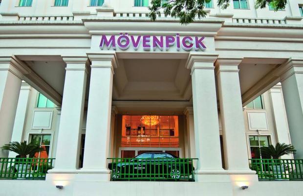 фотографии отеля Moevenpick Hanoi (ex. Guoman Hanoi) изображение №15