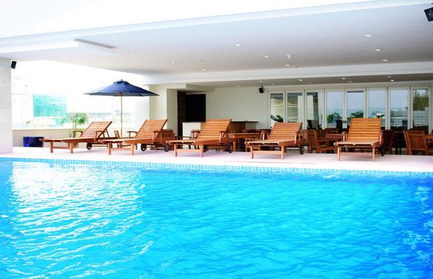 фото Vissai Saigon (ex. Starcity Saigon Hotel) изображение №10