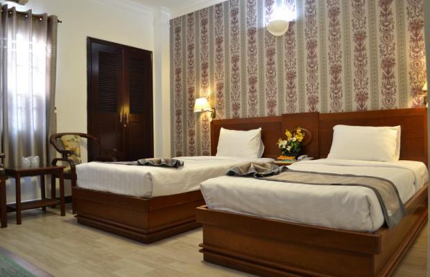 фотографии отеля Tulips Hotel Saigon изображение №15