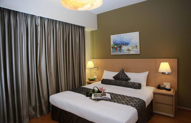 фотографии отеля Somerset Ho Chi Minh City изображение №11