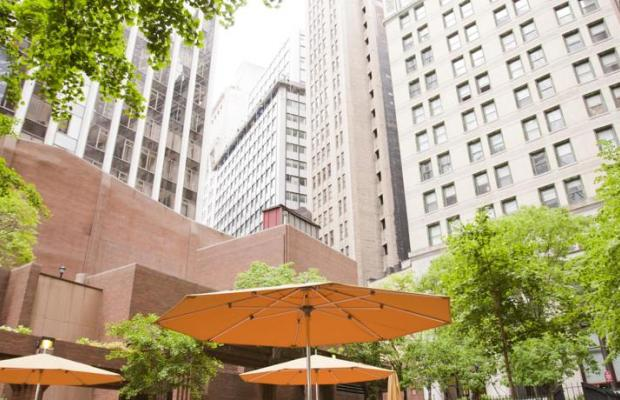 фотографии отеля Andaz Wall Street - a concept by Hyatt изображение №31