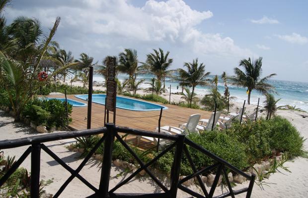 фотографии отеля Hotel Cabanas Los Lirios Tulum изображение №23